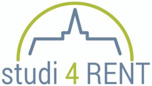 Studenten Vermittlung - Helfer Jobs Kassel | studi4RENT Logo
